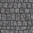 Granite Sett. Seamless Tileable Texture. — Stockfoto