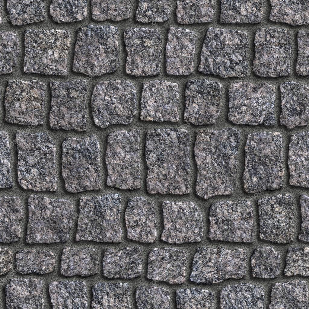 Adoqu n de granito textura enlosables sin fisuras foto for Adoquines de granito
