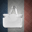 cloth bag — Stock Photo