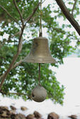Old bell — Stock Photo