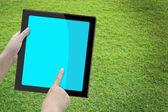 Computer tablet — Foto Stock
