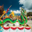 KO SAMUI - NOVEMBER 15: NGAN DUAN SIB Traditional of buddhist festival — Stock Photo #14956293