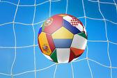 Soccer ball — Fotografia Stock
