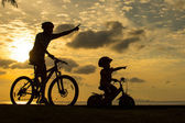 Biker — Stock Photo