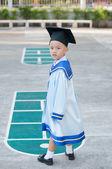 Graduate — Stockfoto