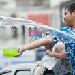 Songkran festival — Stock Photo