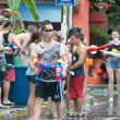 Songkran festival — Stock Photo #23995545