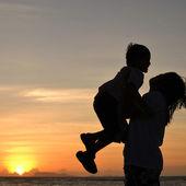 Anne ve çocuk — Stok fotoğraf