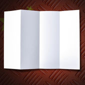 Folded paper — Stockfoto
