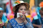Традиционные буддийского фестиваля - ngan Дуань Сиб — Стоковое фото