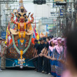 Stock Photo: Traditional of buddhist festival - Ngdusib