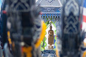Tradizionale del festival buddista - ngan duan sib — Foto Stock