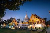Wat Phra Sing — Stock Photo