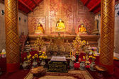 Wat Phra Sing — Stock Photo