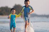 Asian kids — Stock Photo