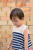 Asian kid — Stockfoto