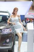 International Motor Show — Stockfoto