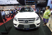 Motor Show — Stockfoto