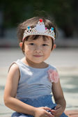 Asiatische Mädchen — Stockfoto