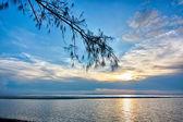Sunset seascape — Stock Photo
