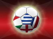 Campionato di calcio 2014 — Foto Stock