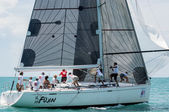 Samui regatta 2014 — Stock Photo