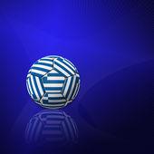 サッカー選手権 — ストック写真