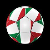 Grafika piłka nożna mistrzostwa — Zdjęcie stockowe