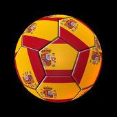 Artwork di calcio per il campionato — Foto Stock