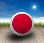 Fútbol — Foto de Stock