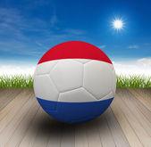 Calcio — Foto Stock