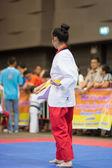 Taekwondo championship — Stock fotografie