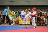 Taekwondo championship — ストック写真