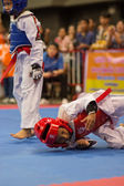 Taekwondo championship — 图库照片