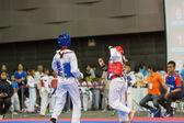 Taekwondo championship — Stok fotoğraf