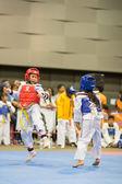 Taekwondo championship — Foto de Stock