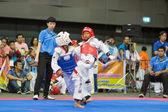 Taekwondo championship — Fotografia Stock
