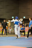 Championnat de taekwondo — Photo