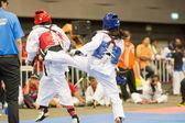Taekwondo championship — Stockfoto