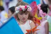 Kids sport parade — ストック写真