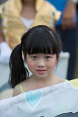 Kids sport parade — Stockfoto
