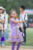 Kids sport parade — Photo