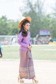 スポーツ パレード中に子供 — ストック写真