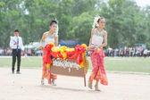 Kids sport parade — Fotografia Stock