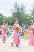 Kids sport parade — Stok fotoğraf