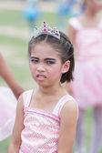 Děti sportovní přehlídka — Stock fotografie