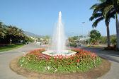 Beautiful fountain — Stock Photo