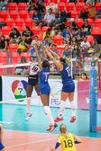 волейбол мировой гран-при 2014 — Стоковое фото