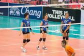Volleyball World Grand Prix 2014 — Zdjęcie stockowe