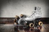 Vintage Skates — Stock Photo